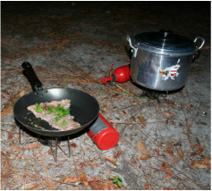 Learn how to transition away from packaged, dehyrdated, and other notoriously bad 'camping meals' to made-from-scratch fresh meals. From car-camping to backpacking, you can cook fresh while camping.