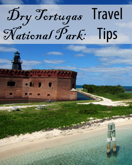 Want to visit the Dry Tortugas? This lovely National Park is dripping with gorgeous scenery and fascinating history. Read this blog post for some travel tips! from www.shannoncarnevale.com
